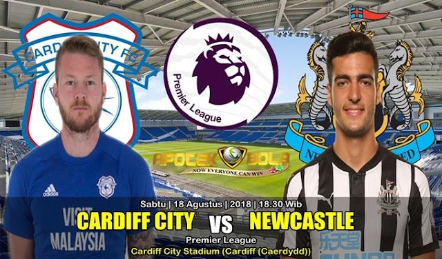 Prediksi Cardiff City Vs Newcastle United 18 Agustus 2018