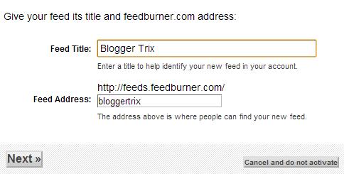 I mean value all of you lot are heard of Rss Feedburner How to Setup Feedburner for Blogger