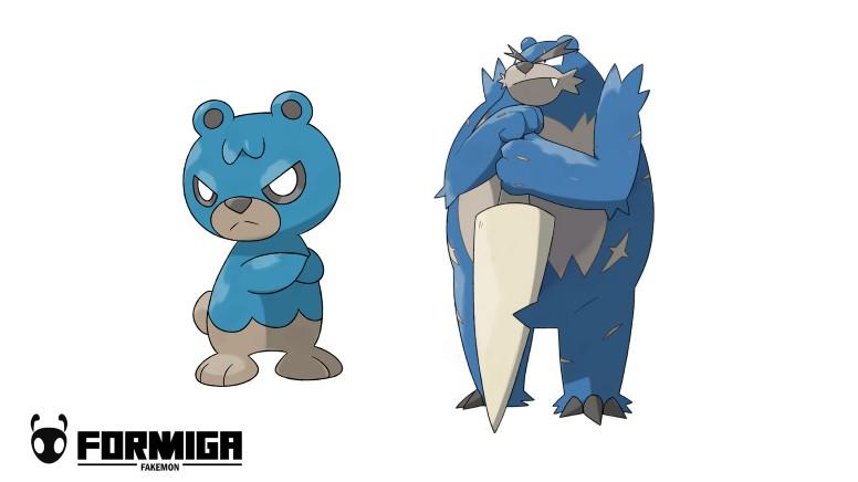 Pokémon Urso