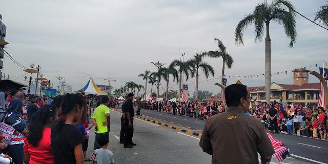 sambutan merdeka 2019