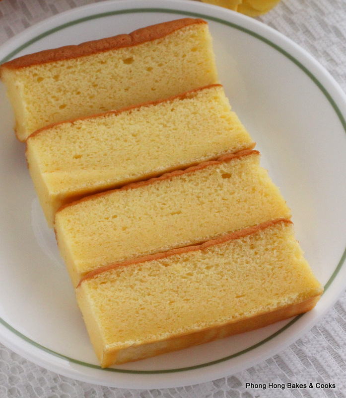 Egg Self Raising Flour Milk Sugar Cake
