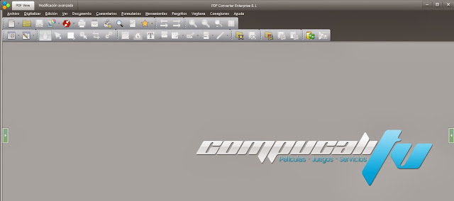 PDF Converter Professional Español Versión 8.1