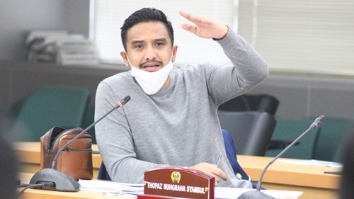 Anggota DPRD DKI Duga Alvin Wijaya Diberhentikan Anies karena Mafia Jabatan