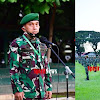 Kodam Hasanuddin, Gelar Apel Kesiapan Penegakan Kedisiplinan Protokol Kesehatan