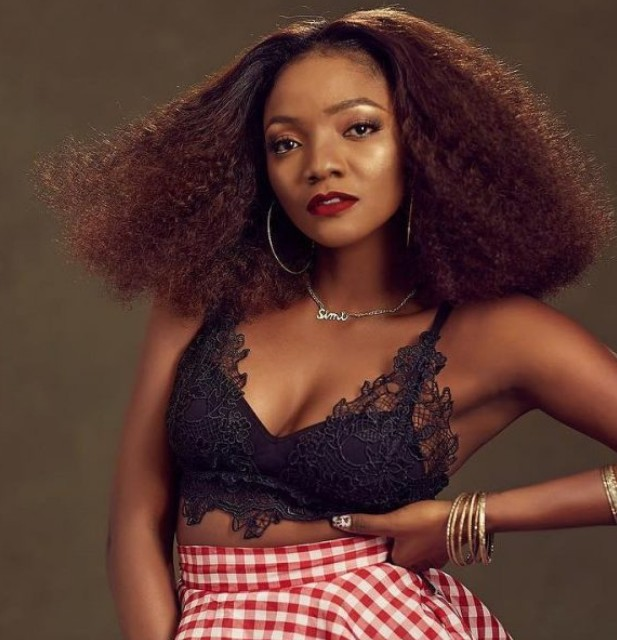 Simi Reacts to Pregnancy Rumours Gives shocking reply.