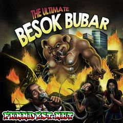 Besok Bubar - The Ultimate (2015) Album cover