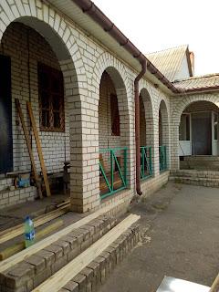 Купить дом в Харьковской области возле водоема – в с. Русские Тишки 74000 у.е.