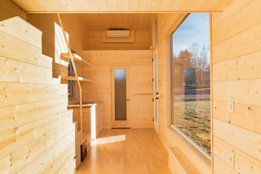 Tiny House Town The Escape One Tiny House 276 Sq Ft