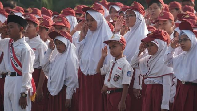 Pedoman Peringatan HUT RI ke-75 di Lingkungan Pendidikan dan Kebudayaan