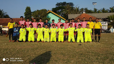 DRAMATIS FC SAWANGAN RAIH JUARA III