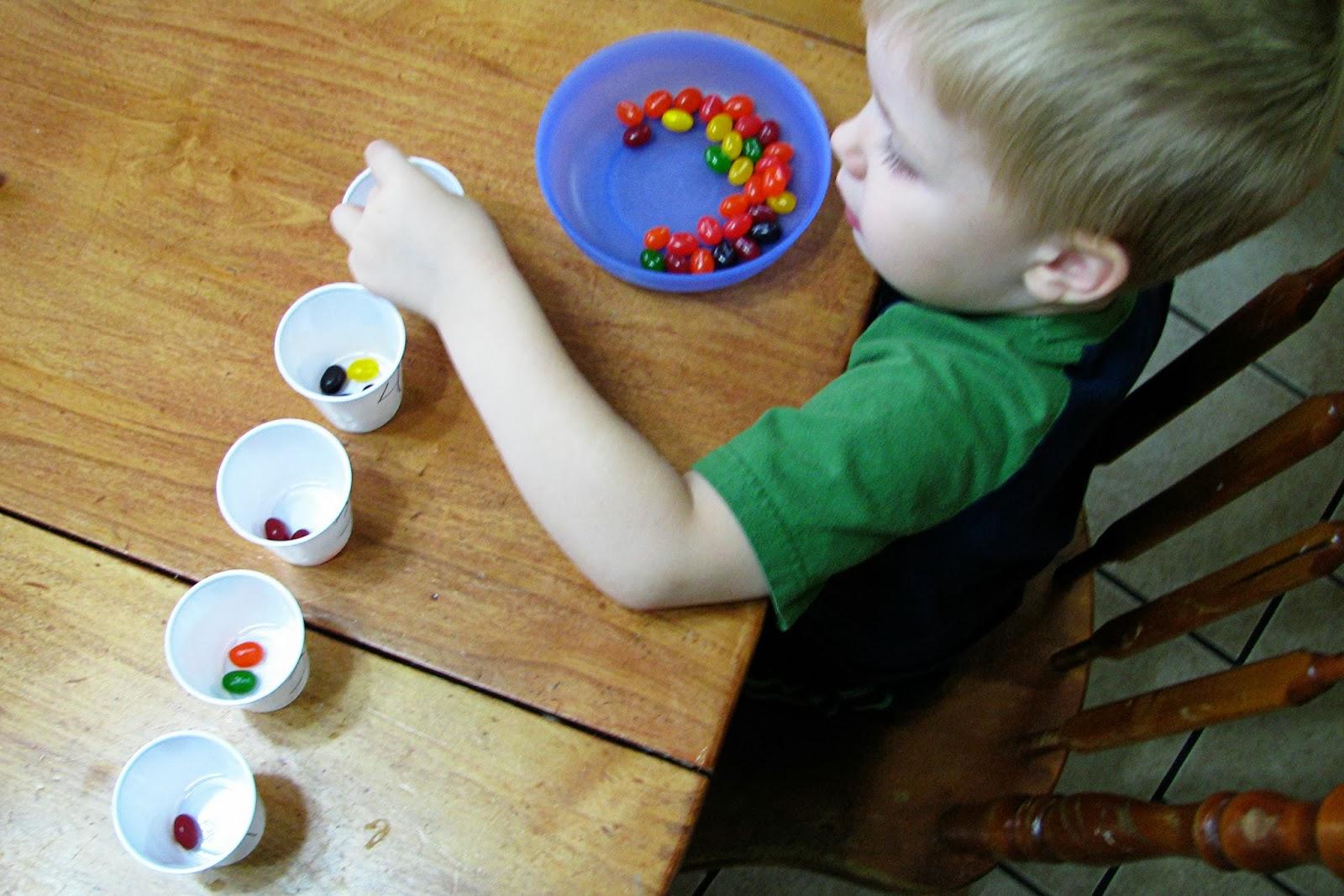 Mommy S Little Helper Letter J Jellybeans Preschool Theme
