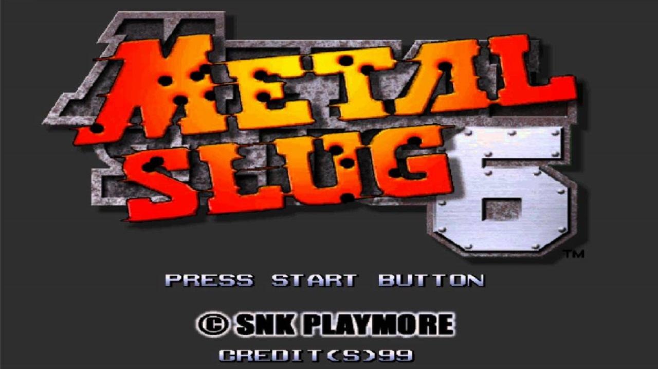 descargar metal slug para android gratis