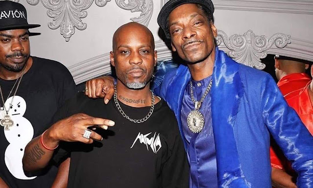 Doggs4Life - DMX Vs Snoop Dogg Wed, July 22nd 8pm est
