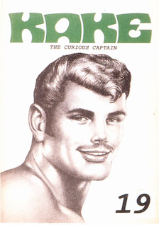 Tom of Finland Kake 19: The Curious Captain