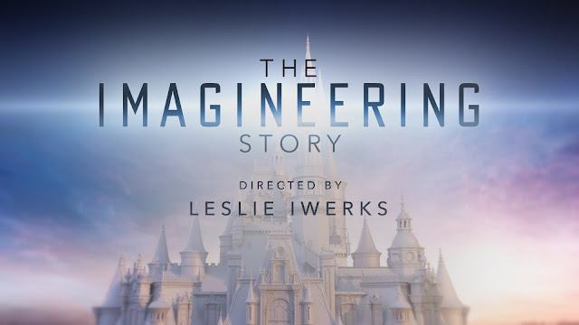 The Imagineering Story Title Episode 6 To Infinity and Beyond Series Finale