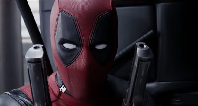 review film Deadpool