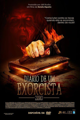 Diário De Um Exorcista – Zero [Latino]