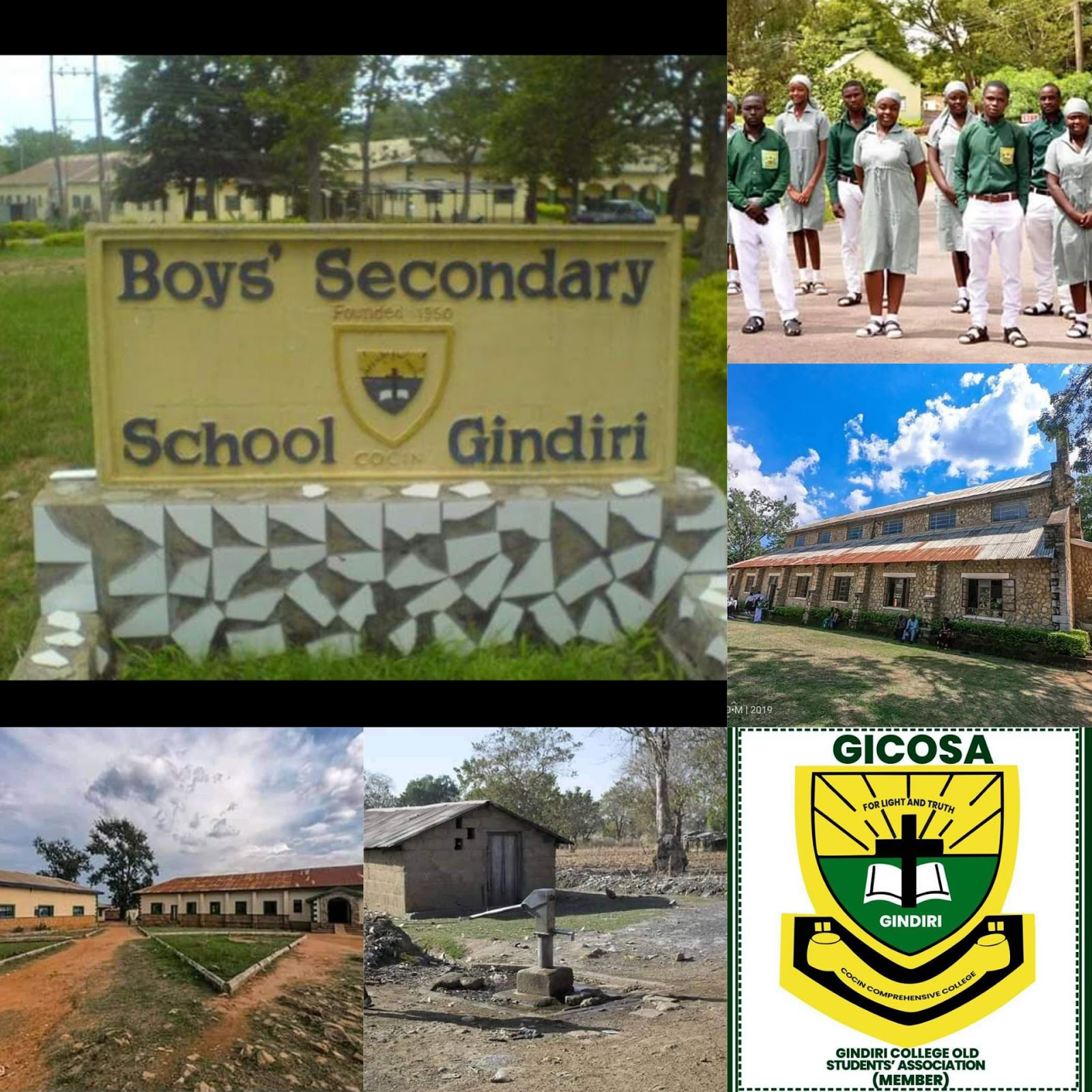 [Dissing] GOSA and GICOSA old students Dissing each other - See epic posts (photos) #Arewapublisize