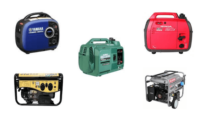 Daftar Harga Genset Mini 2000 Watt