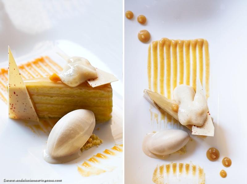 Ravintola Kosmos_Sofia_biscuit cake