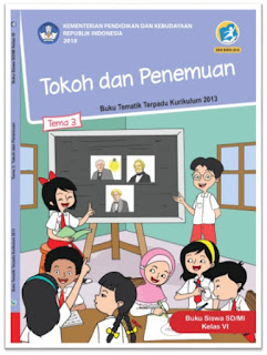 download gratis buku tematik kelas 6 tema 3