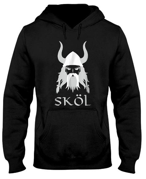 Skol Nordic Scandinavian Viking Warrior Helmet Hoodie, Skol Nordic Scandinavian Viking Warrior Helmet Sweatshirt, Skol Nordic Scandinavian Viking Warrior Helmet T Shirt