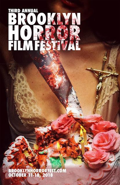 brooklyn horror festival poster