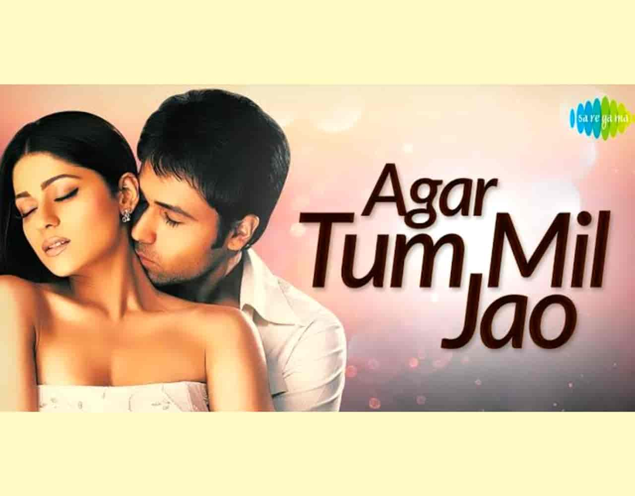 Agar Tum mil jao Hindi Romantic Song Lyrics, Sung By Shreya Ghoshal.