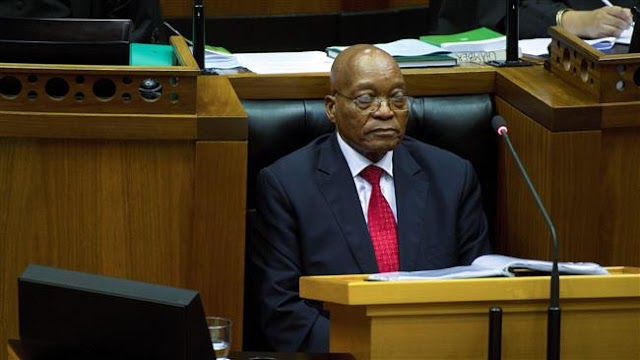 Three ministers urge South Africa's scandal-hit President Jacob Zuma to step down