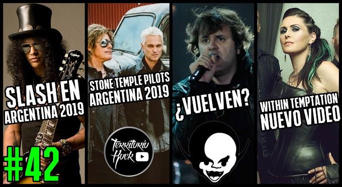 Noticias metaleras #42 (video)