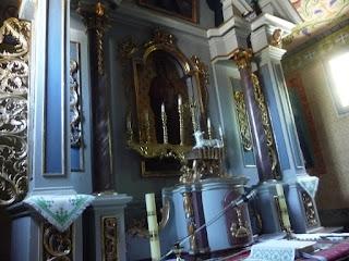 Подгорцы, Стрыйский р-н, Львовская обл. Церковь сошествия Святого Духа 1810 г.