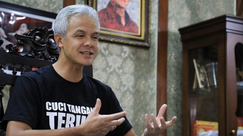 Sahabat Ganjar Deklarasi di 34 Provinsi, Pandu Riono: Jangan Dukung Pemimpin yang Tak Bekerja Keras Tangani Pandemi