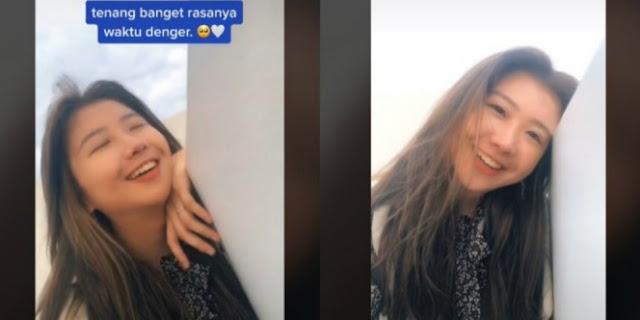 Demi Dengar Shalawat, Gadis Non-muslim Ini Kerap Naik Rooftop : 'Merasa Tenang'