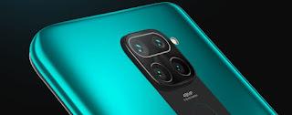 Redmi Note 9 Rear Camera Array