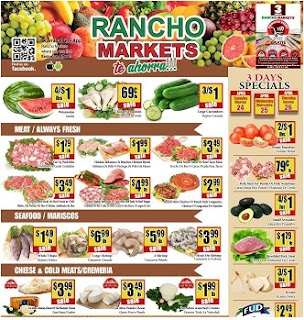 Rancho Markets Weekly Ad May 07 - 13, 2018
