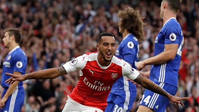 [Video] Cuplikan Gol Arsenal 3-0 Chelsea (Liga Inggris)