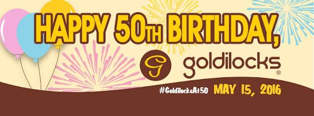 Join Goldilocks Nationwide Birthday Caravan