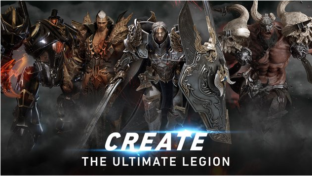 AION Legions of War : AndroidGaming Game uLtrend