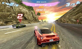 Asphalt 6 Adrenaline HD Android Games Full Version Free Download