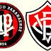 Jogo do Atlético-PR x Vitória hoje ao vivo