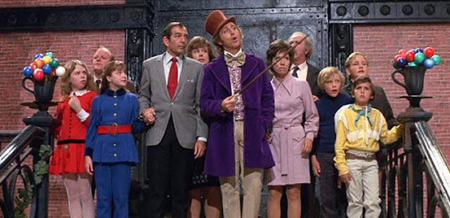 Ο Γουίλι Γουόνκα και το Εργοστάσιο Σοκολάτας (1971)