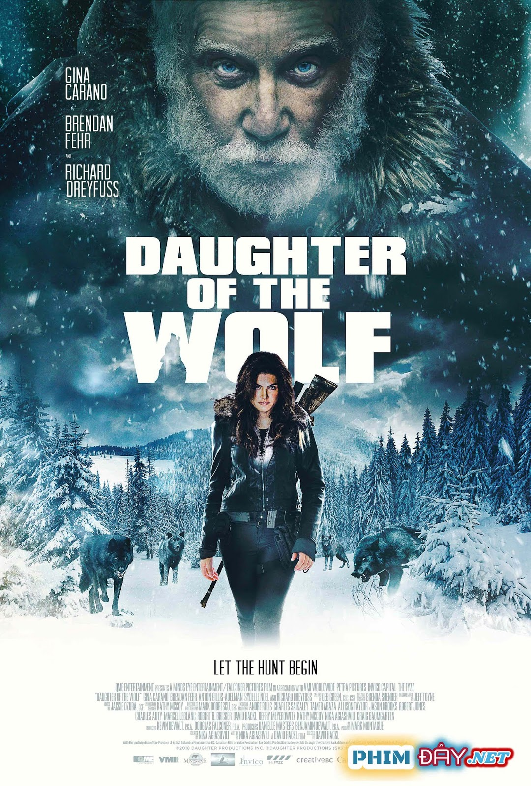 Đứa Con Của Sói - Daughter of the Wolf (2019)