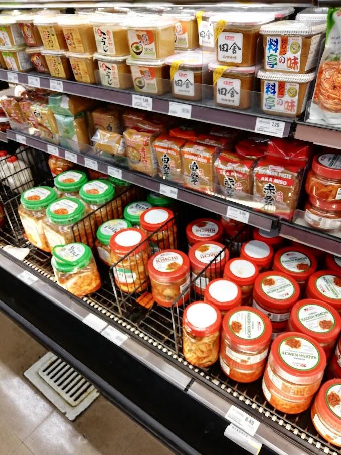 サンノゼの巨大アジア食品マーケットに潜入!
