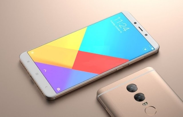 xiaomi Redmi Note 5 spotted with bezel less display & dual cameras