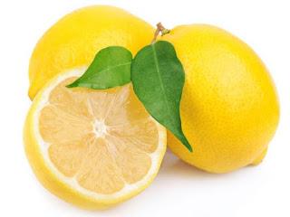 Jeruk lemon untuk mencerahkan kulit wajah