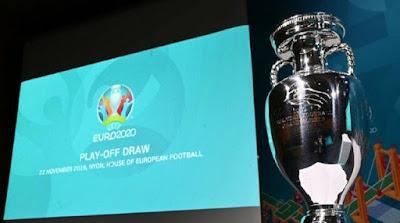 """اليويفا يعلن رسميا عدم تغيير مسمى """"يورو 2020"""" رغم تأجيلها عاما"""