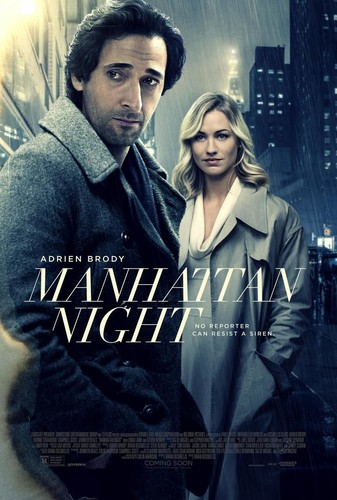 Manhattan nocturno (2016) [BRrip 1080p] [Español] [Thriller]