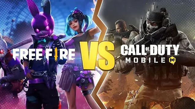 Free Fire vs COD Mobile: ما اللعبة التي تحتوي على رسومات أفضل على أجهزة الاندرويد المتطورة؟