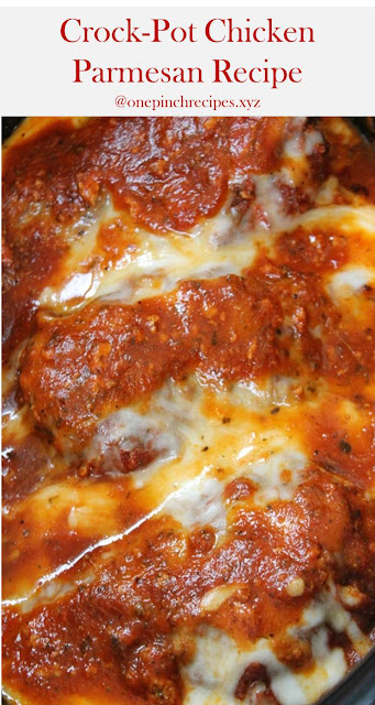 Crock-Pot Chicken Parmesan Recipe