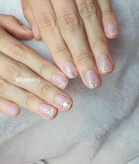 Almond Nails Short